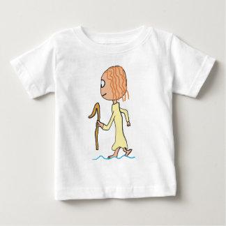 Walking on Water Baby T-Shirt