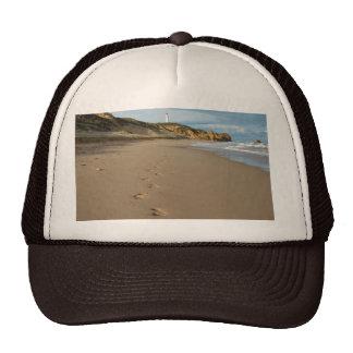 Walking the beach, Great Ocean Road Australia Trucker Hats