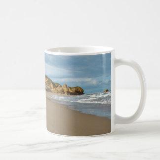 Walking the beach, Great Ocean Road Australia Coffee Mugs