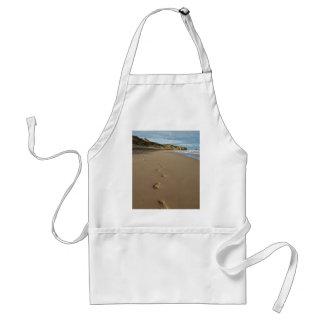 Walking the beach, Great Ocean Road Australia Standard Apron