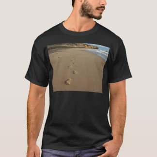 Walking the beach, Great Ocean Road Australia T-Shirt