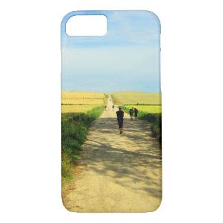 Walking the Camino de Santiago 2 iPhone 8/7 Case