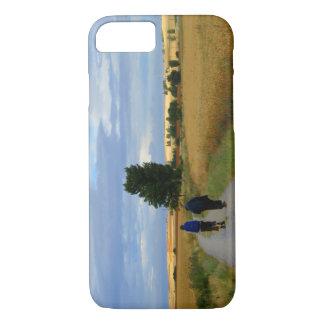Walking the Camino de Santiago 4 iPhone 8/7 Case