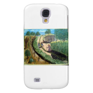 Walking To Aunt Effie's Samsung Galaxy S4 Case