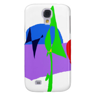 Walking Two Dogs Galaxy S4 Covers