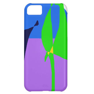 Walking Two Dogs iPhone 5C Case
