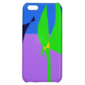Walking Two Dogs iPhone 5C Cases