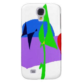 Walking Two Dogs Samsung Galaxy S4 Case