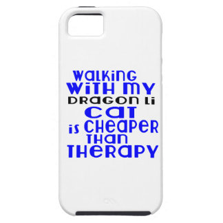 Walking With My Dragon Li Cat Designs iPhone 5 Cases