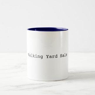 Walking Yard Sale Mug