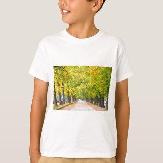 Walkway full of trees T-Shirt