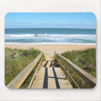 Walkway to the Beach Mouse Pad
