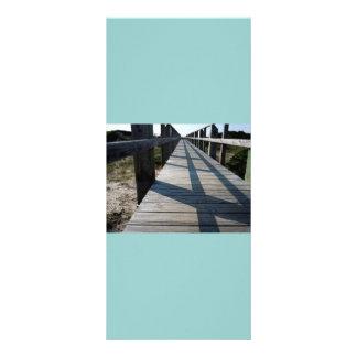Walkway to the Beach Rack Card