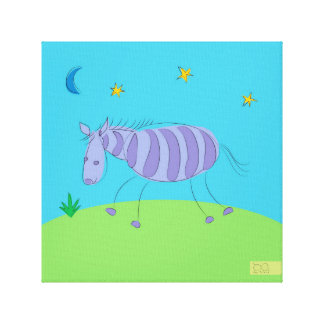 Wall art - room decor for kids gallery wrapped canvas