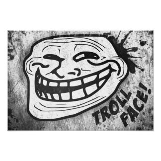 Wall Art | the Trollface Collection (3/3)