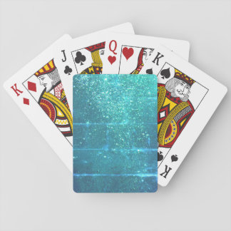 Wall&Bubbles Poker Deck