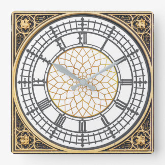 Wall clock Big Ben Display