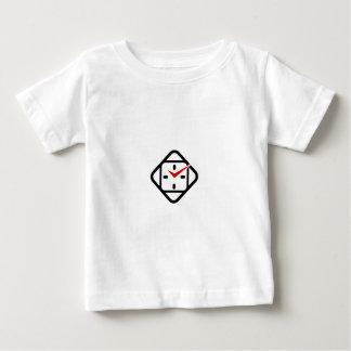 Wall clock business logo tshirts