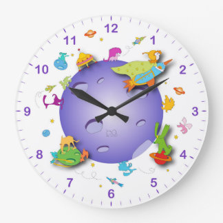 wall clock for kids room