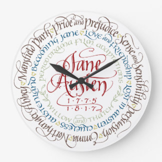 Wall Clock - Jane Austen Period Drama Adaptations