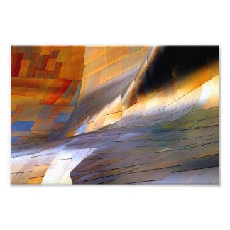 Wall Experience. Photo Print