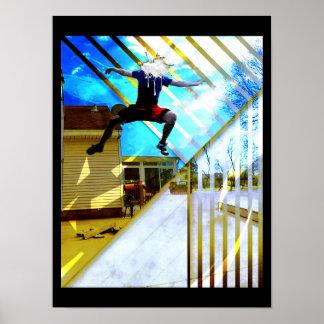 Wall Jump Poster
