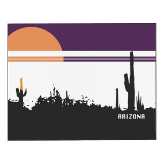 Wall Panel (14x11) AZ POSTCARD DESIGN