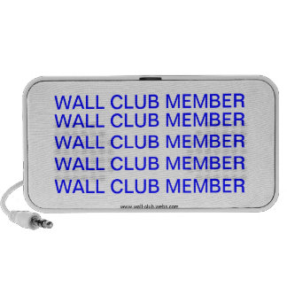 wall mp3 speakers