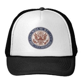 Wall St. D.C. Trucker Hat