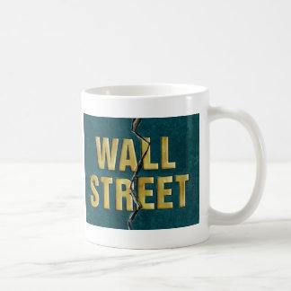 WALL ST MUG