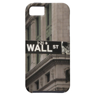 Wall St New York Case For The iPhone 5
