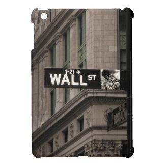 Wall St New York iPad Mini Cover