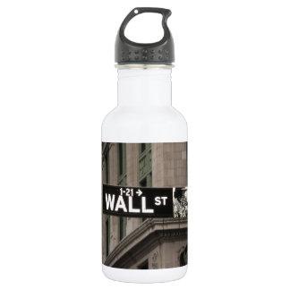 Wall St New York 532 Ml Water Bottle
