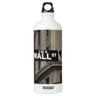 Wall St New York SIGG Traveller 1.0L Water Bottle