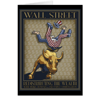 Wall St. Redistribution Card