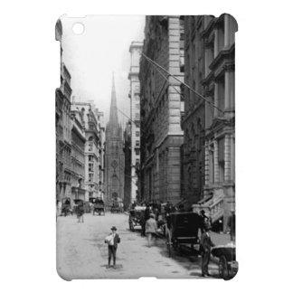 Wall Street 1900's iPad Mini Cases