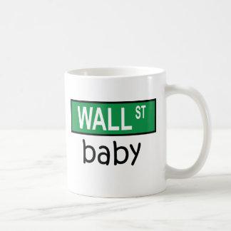 WALL Street baby - Mug