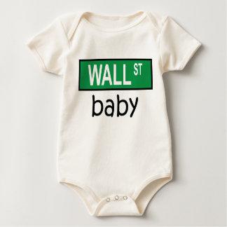 WALL STREET baby - t-shirt