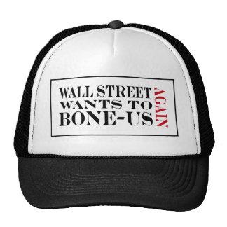 Wall Street Bonus Mesh Hats