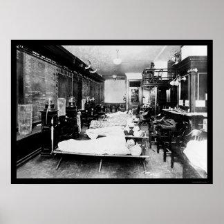 Wall Street Broker 1915 Poster