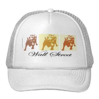 Wall Street Bull Market Hat