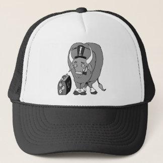 Wall Street Bulls Trucker Hat