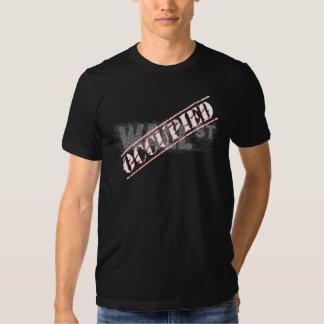 Wall Street - OCCUPIED T-shirt