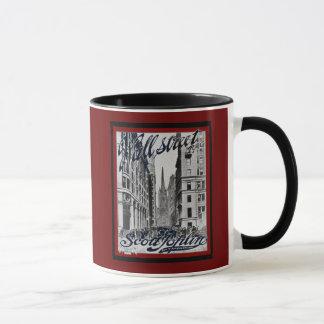 Wall Street Scott Joplin Mug