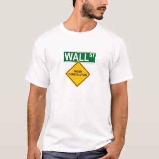 Wall Street: Under Construction T-Shirt