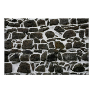 Wall texture posters