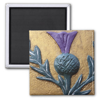 Wall Thistle Magnet