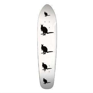 Wallaby. Skate Board Deck
