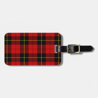 Wallace Luggage Tag