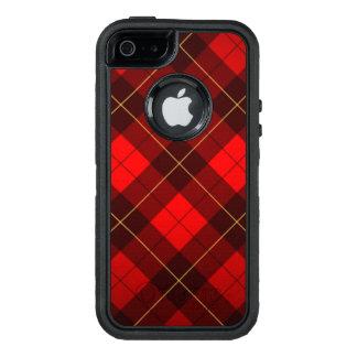 Wallace tartan background OtterBox iPhone 5/5s/SE case